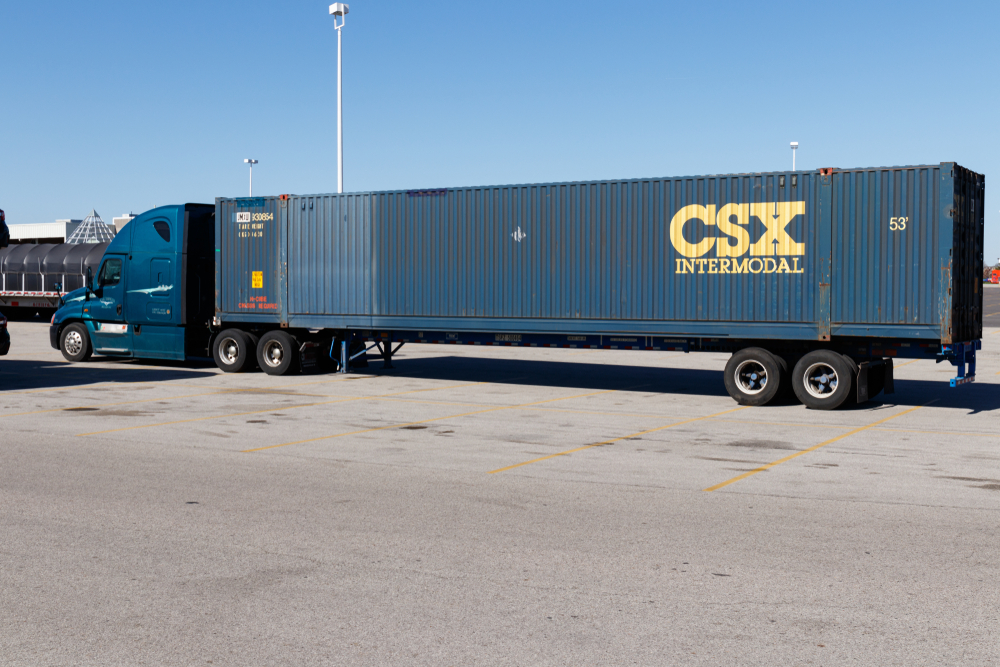 Container Drayage Image